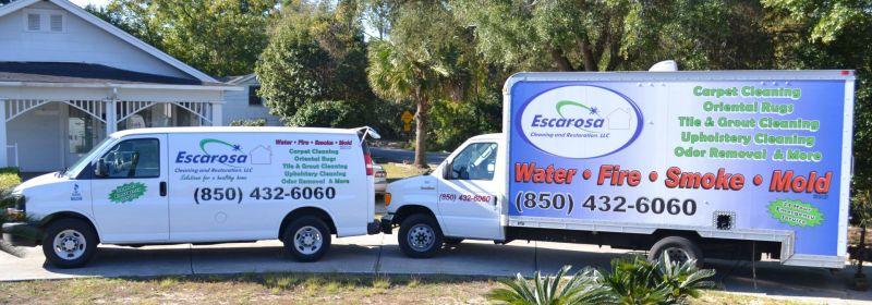 About Escarosa Carpet Cleaning Amp Restoration Services